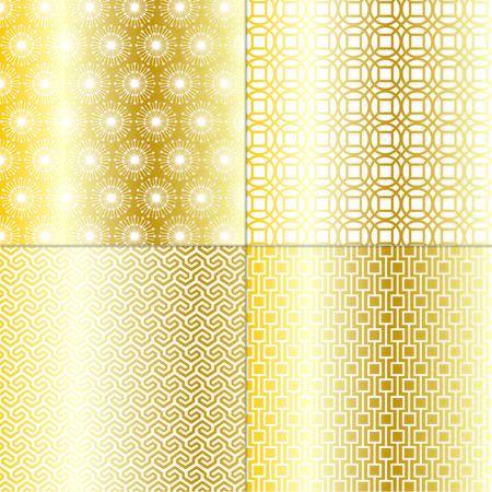 grecas: patrones geom�tricos de oro