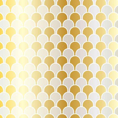 帆立貝のパターン