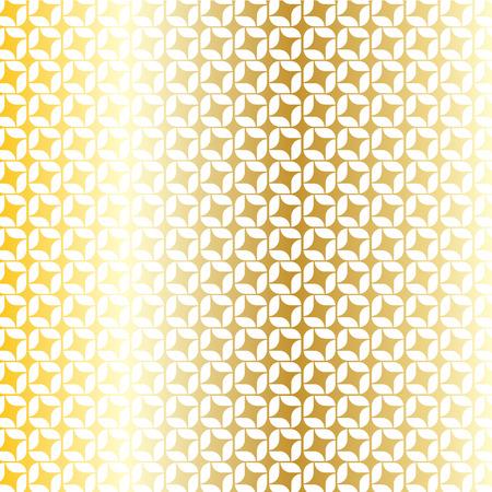 mod gold pattern  イラスト・ベクター素材
