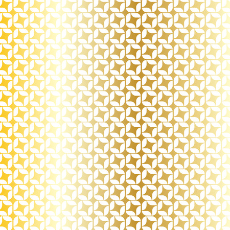 mod gold pattern Illustration