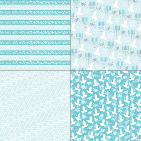 chanukah patterns