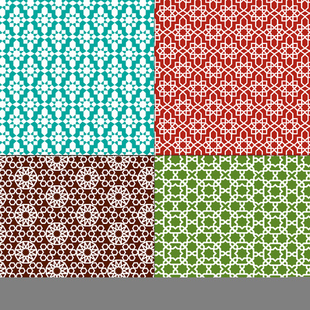 moorish: Moroccan patterns