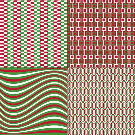 mod holiday patterns
