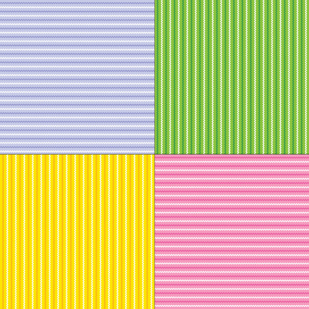 easter stripes Illustration
