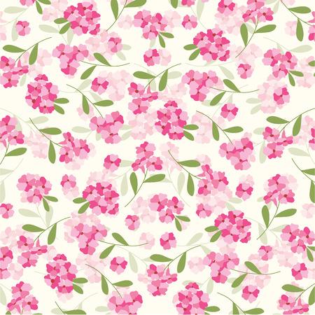 Blumenmuster Standard-Bild - 36363506