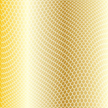white scale pattern Illustration