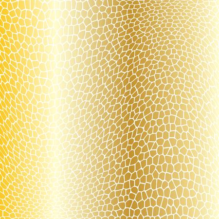 gold warped net background
