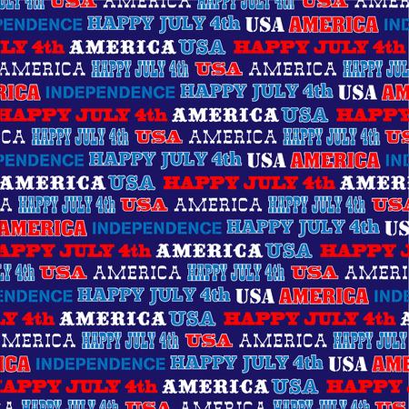 stripe: USA stripe Illustration