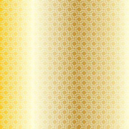 gold geometric pattern Ilustração