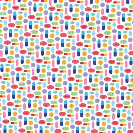 pill pattern