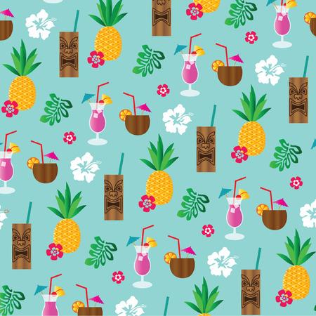 keywords adult: tropical tiki drinks