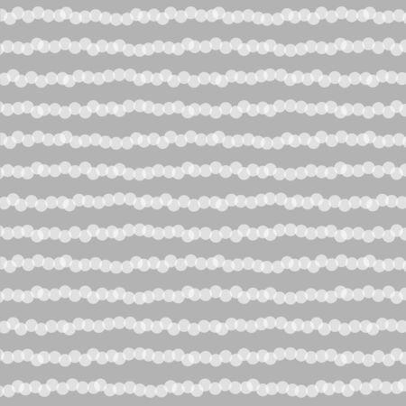 gray white polka dot stripe