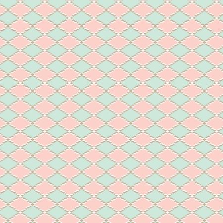 pastel southwestern pattern