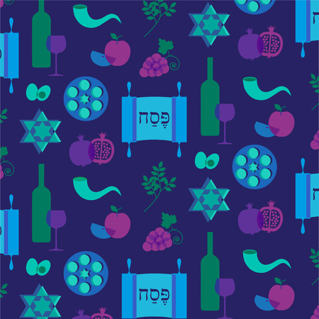 overlapping mod Passover pattern