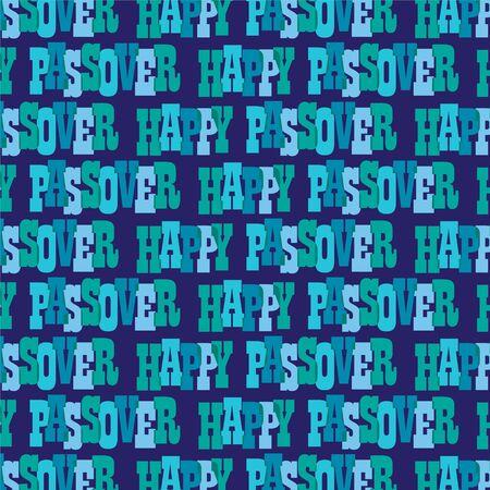 Modèle de typographie de Pâque Banque d'images - 74728945
