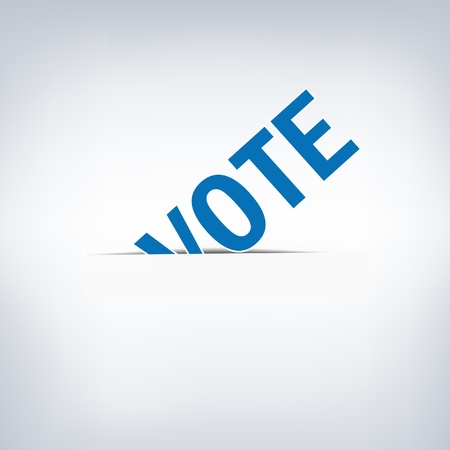 suffrage: Vote