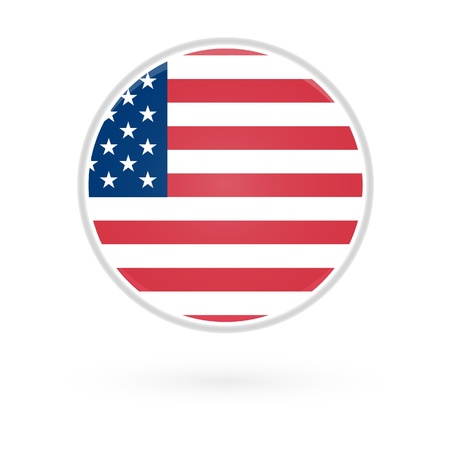 resignation: United States Button