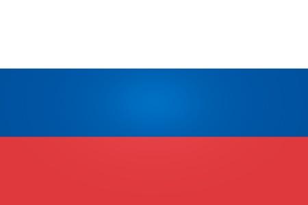bandera de rusia: Bandera de Rusia Vectores