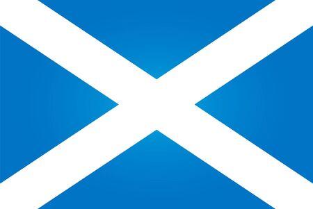 scot: Flag of Scotland