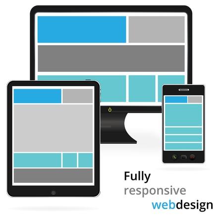 responsive: Fully Responsive WebDesign
