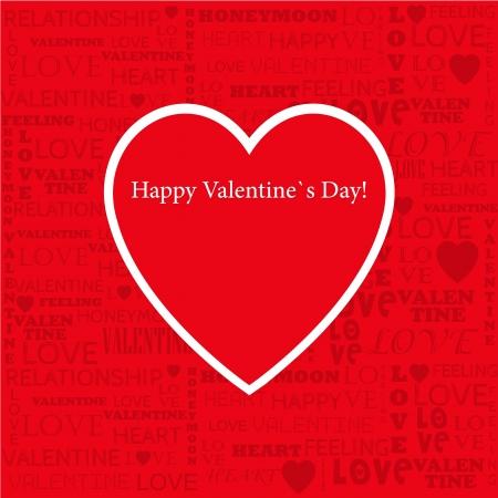 Happy Valentine s Day Stock Vector - 17697916