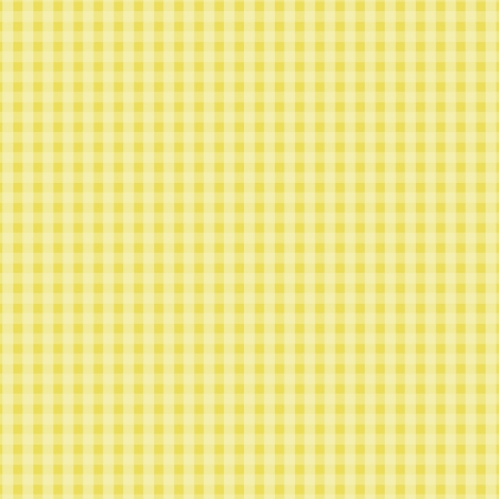 Yellow, Lemon Plaid Texture Design Vector