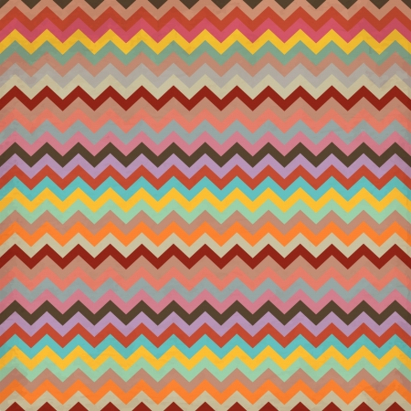 Aztec stripe pattern in pastel tints Vector