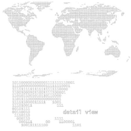 0 geography: Digital world