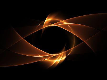 Stylized Solar Eclipse
