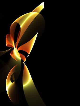 Stylized Ribbon