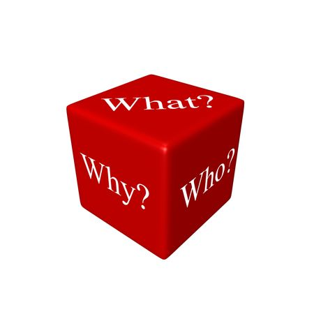 why: 3D dice: What? Why? Who?