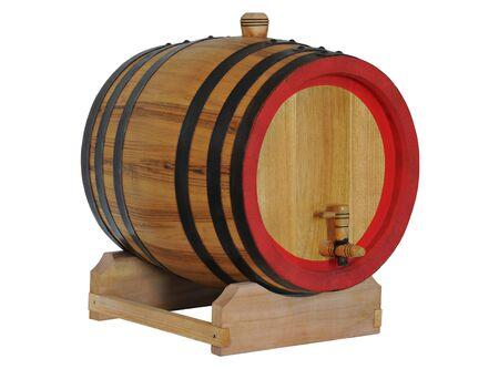 ワインの古いバレル 写真素材 - 5745094