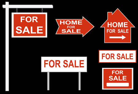 relocation: FOR SALE signs