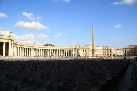 catholicism: St. Peter Church in Vatican, home of the catholicism