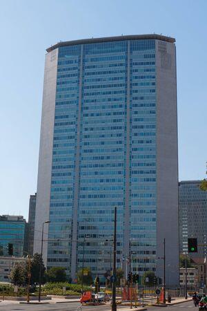 pirelli: Pirelli Tower in Milan city, center of regional government