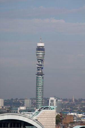 London BT British Telecom Tower Stock Photo - 13054447
