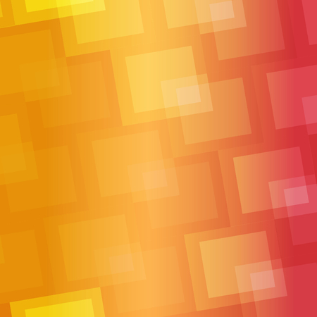 Abstract background with square