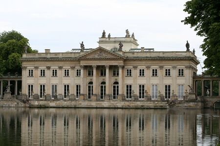 sobieski: Lazienki palace