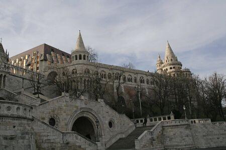 halaszbastya: Bastione dei Pescatori (Halaszbastya) a Budapest
