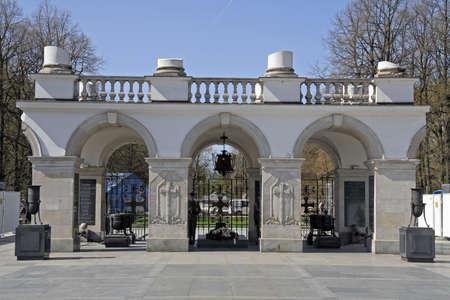 sconosciuto: Milite Ignoto - Varsavia's landmark