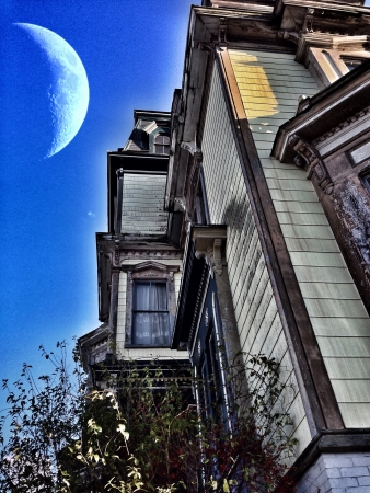 Old Victorian house Zdjęcie Seryjne - 21472637