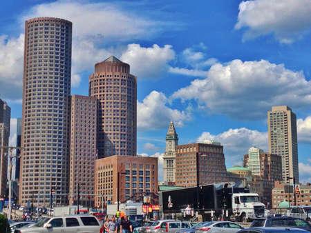 Boston Zdjęcie Seryjne - 21476902