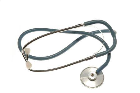 Stethoscope isolated Imagens