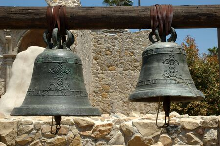 Two Mission Bells photo