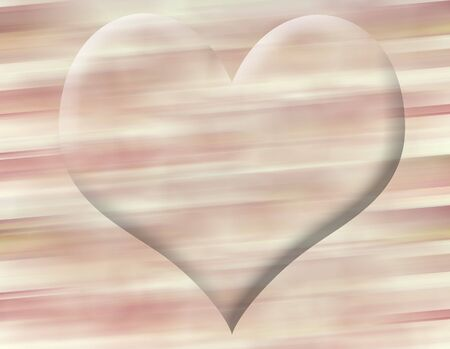 Pink Heart Background Stock Photo - 452837