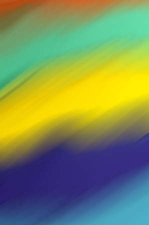 Rainbow background blur photo