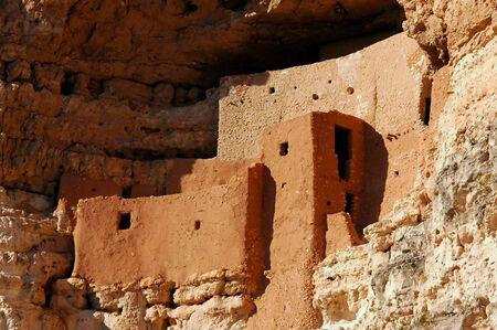 dwellings: Cliff Dwellings at Montezumas Castle National Monumnet