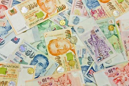 letra de cambio: Dinero de Singapur en espa�ol diversos