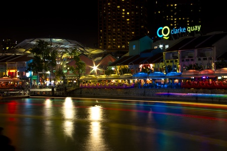 dining out: Singapores most popular night life place to hang out and chill