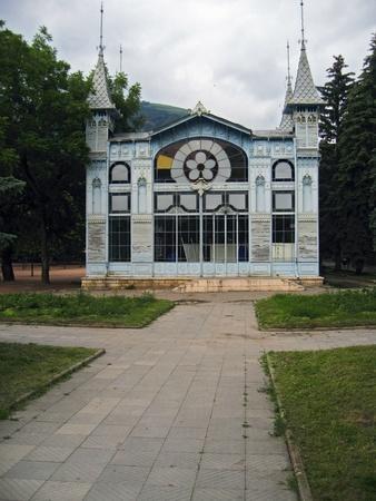pyatigorsk: Lermontovs gallery. Pyatigorsk, Resort part